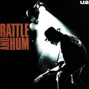 Cover: U2 ¦ Rattle & Hum