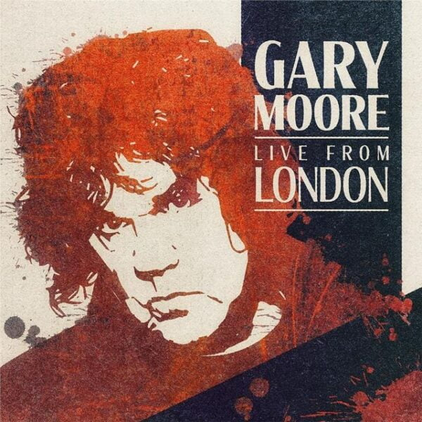 Cover: Gary Moore ¦ Live From London